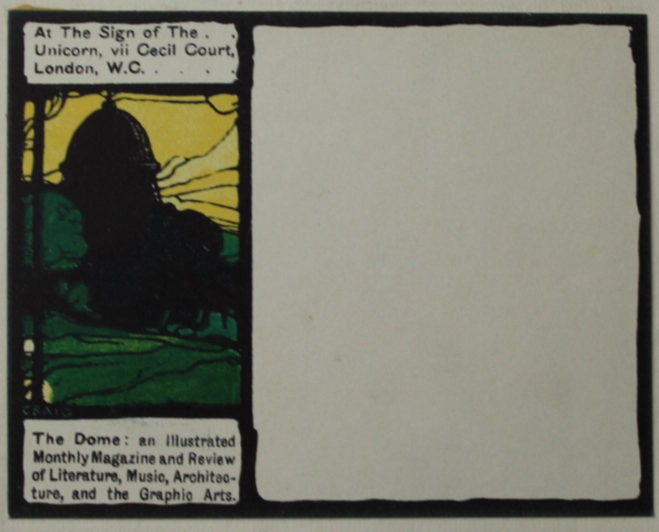 The Dome Postcard