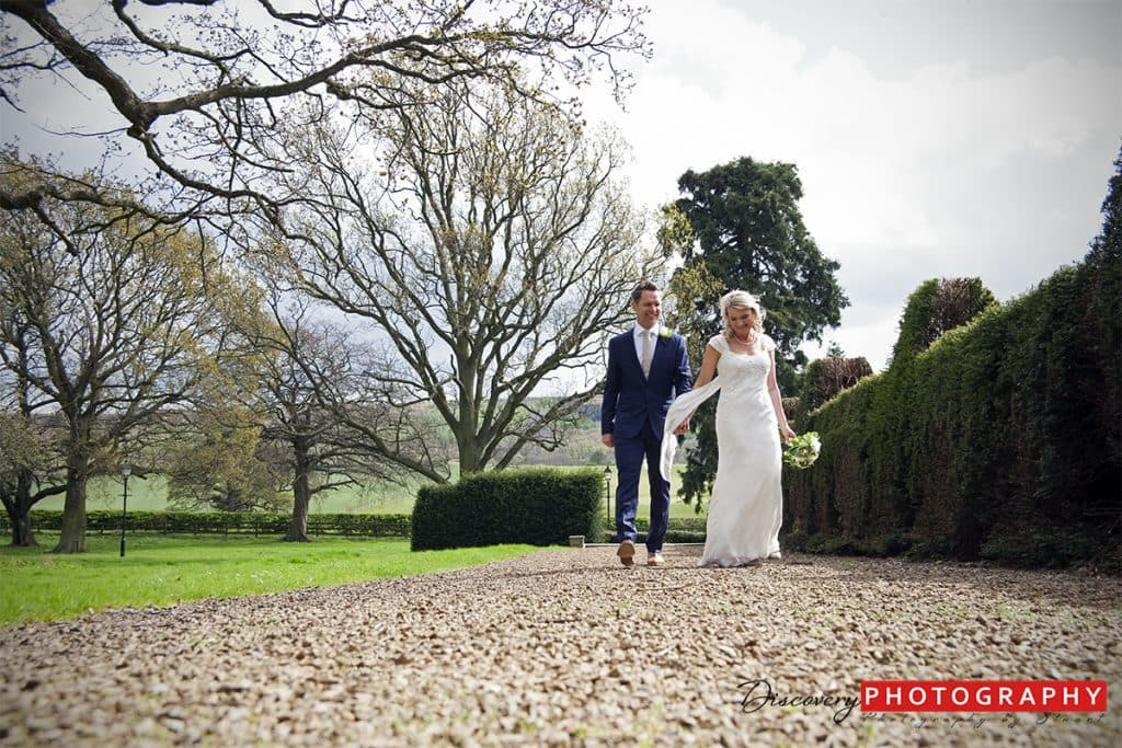 Gisborough Hall wedding photographer