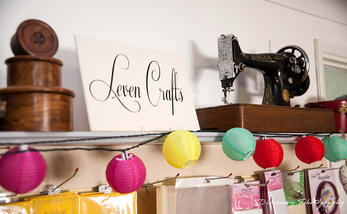 Commercial photography - Leven crafts Guisborough teesside