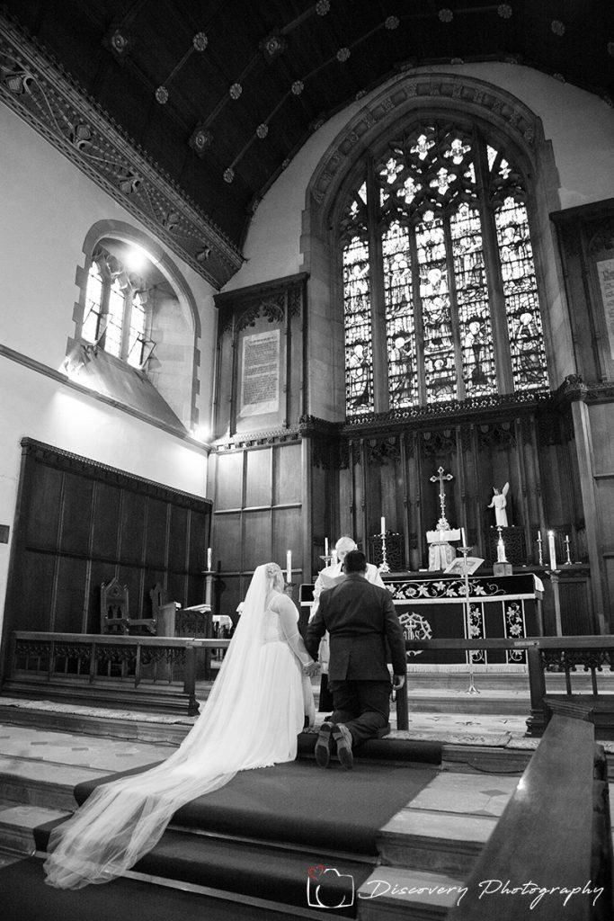 Skelton church weddings