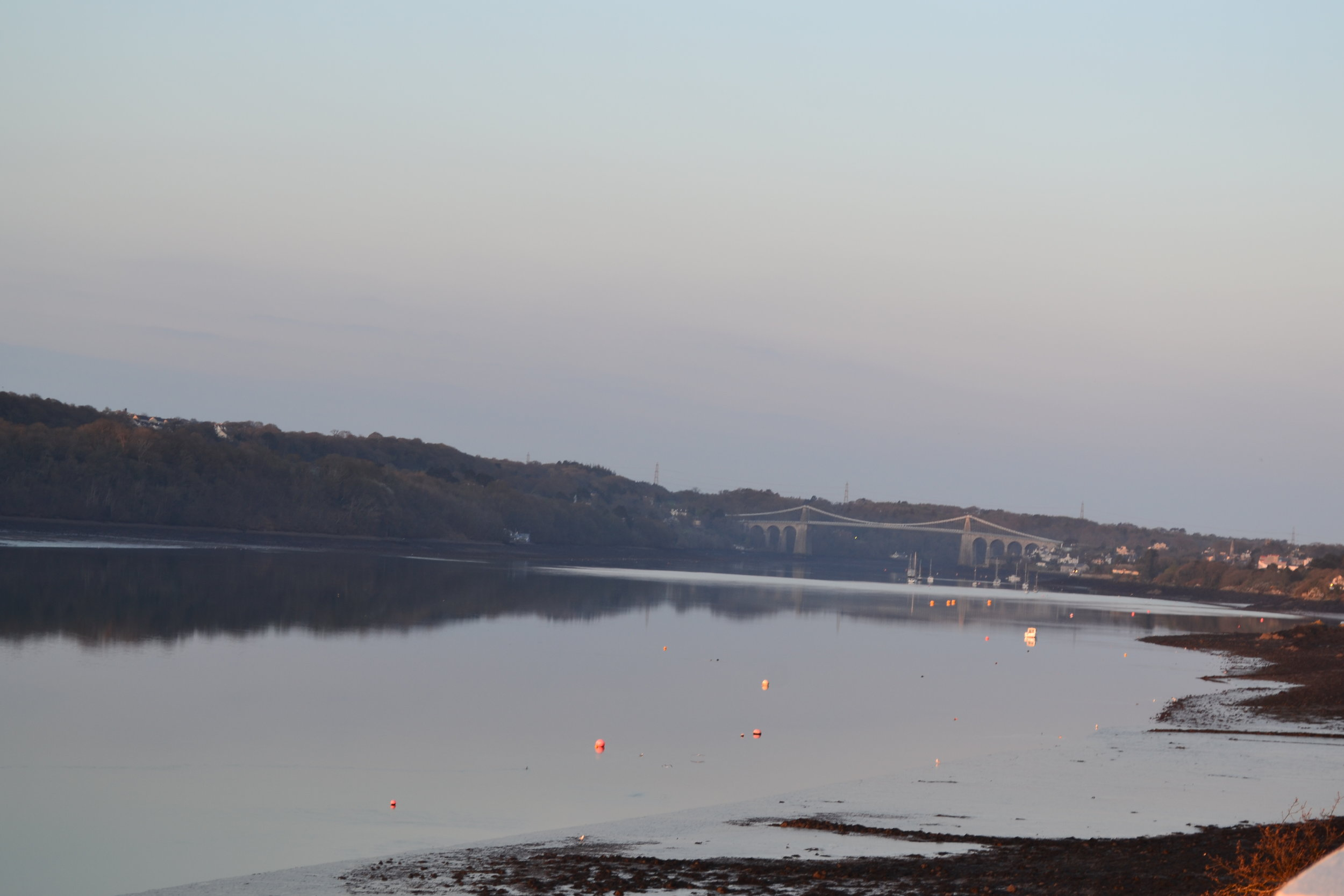 The Ridge - Menai Bridge from the Deck.JPG