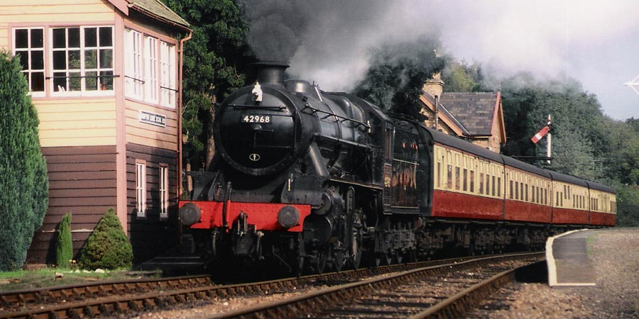 Severn Valley Railway, Bridgnorth