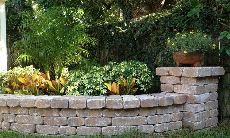Belgard - 3 piece Weston Wall