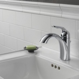 Lahara Sink Tap One Lever