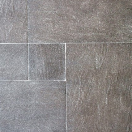 Stone - Stone floors are practical and easy to maintain. They will continue to look good or even improve with age, and they will never need replacing.