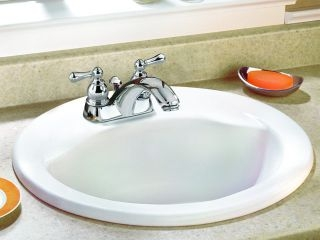 Cadet Oval Counter Top Sink