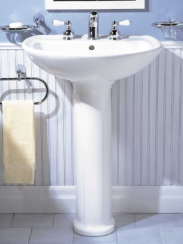 Cadet Pedestal Sink