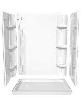 Maax 60X30/60X32 Rectangle Acrylic Shower Base