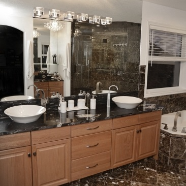 Services - Learn more about our bathroom and kitchen renovation services.