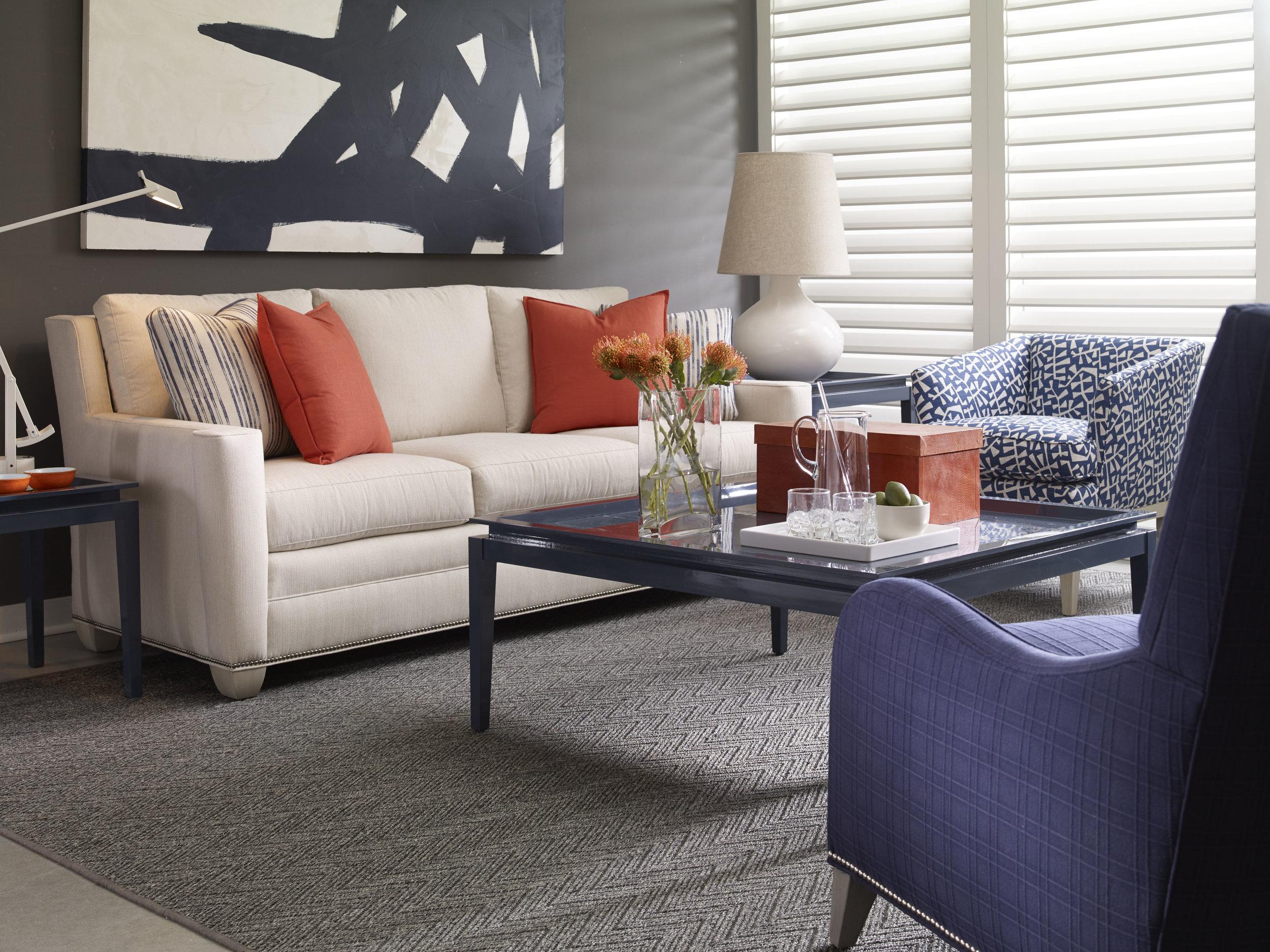 Living Room Design Portsmouth, NH