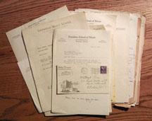 Loar papers