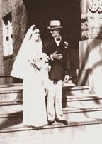 Loar Bertha wedding