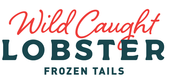 Frozen, cooked lobster tails
