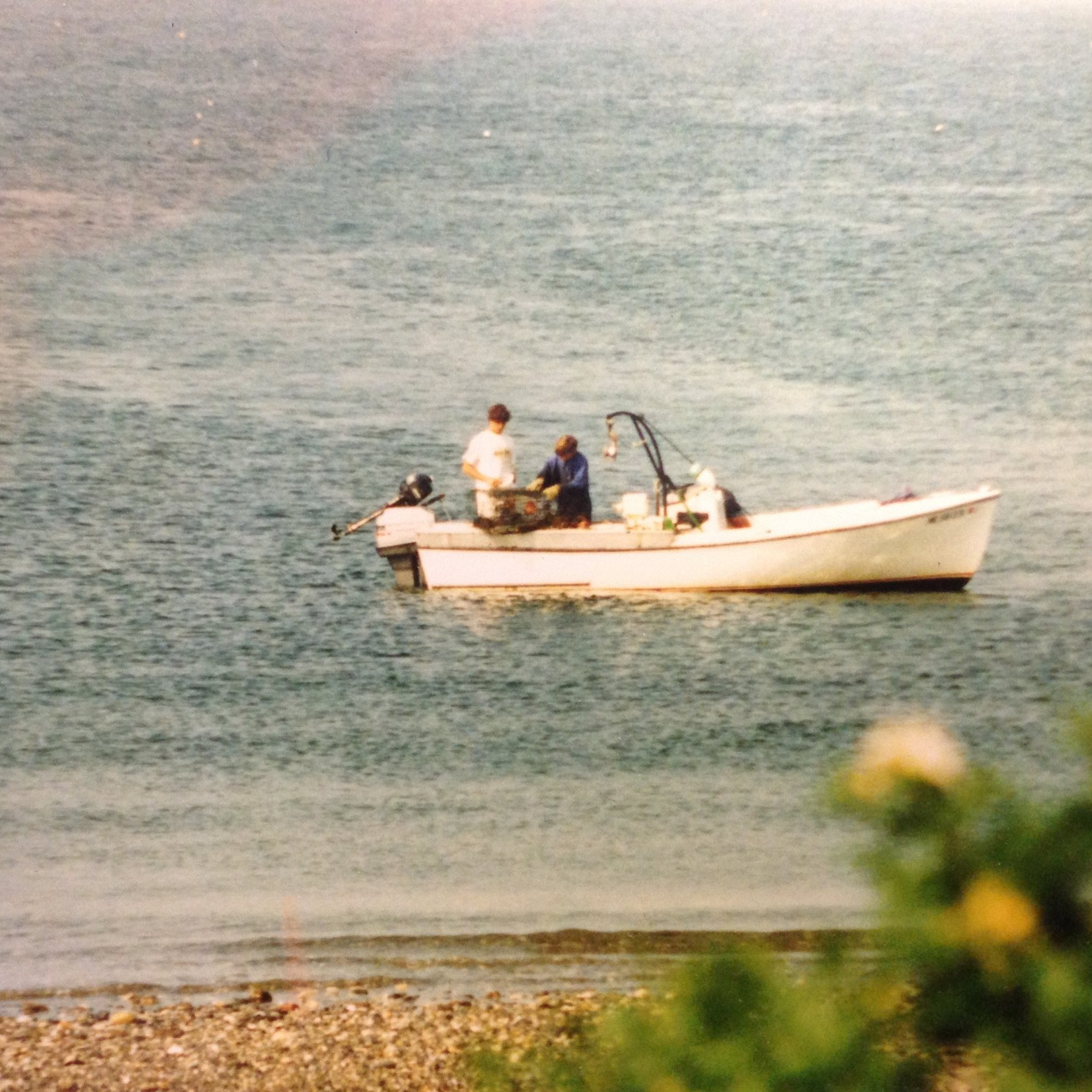 John & Brendan Ready, founders of Ready Seafood, started their career with their own boat as children