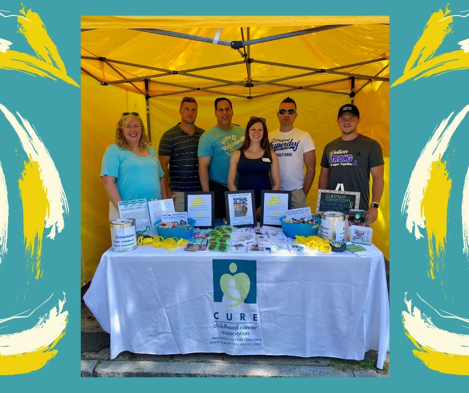 Thank you to all of our Board Members, Employees and Volunteers that came out to Park Ave Fest this year, to help increase awareness of Childhood Cancer & Blood Disorders.  A special thank you goes out to all of our friends who stopped by our booth to visit and share their stories also!