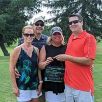 The 4th Annual Patrick Carr Golf Tournament was a huge success again this year. Not only was it another sell out fundraiser, we also raised over $30,000! Thank you to everyone that come out to have fun, remember a wonderful little boy and honor those who have battled or are currently battling pediatric cancer.