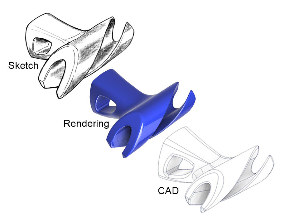 - Broadview's team of engineers and industrial designers can develop YOUR concept from a dream into a reality by understanding your product function and your desired form appearance, and by selecting material and processes to best fit the requirement of the product. From plastics and aluminum extrusions or castings, to metal fabrication, forming or stamping, die casting, machining, wood, etc. We will assist you to develop appropriate product specifications and performance criteria and design a product that fits your requirements and business targets.