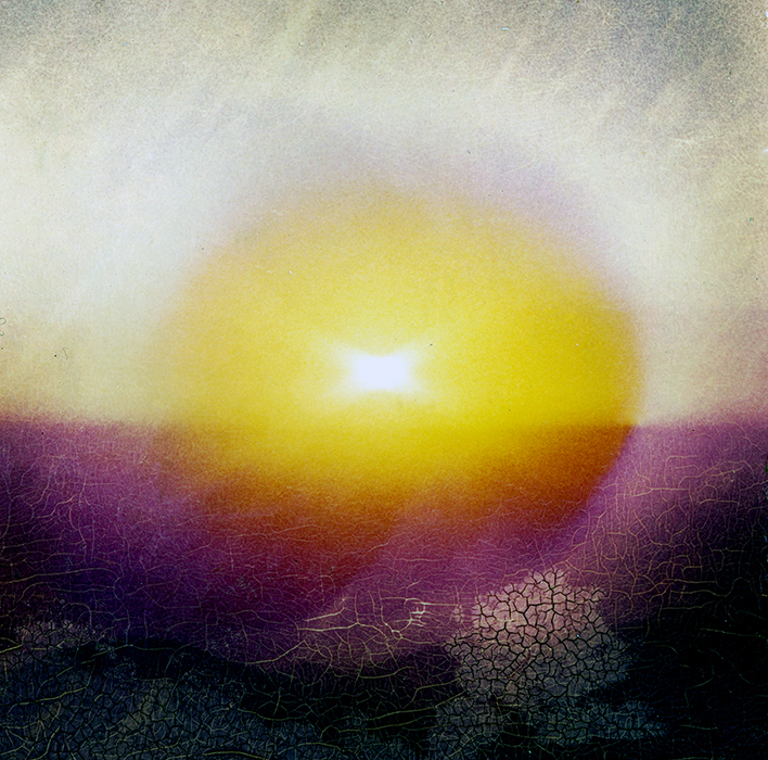 """Sunspot (from the series """"Burn and Fade"""")"""