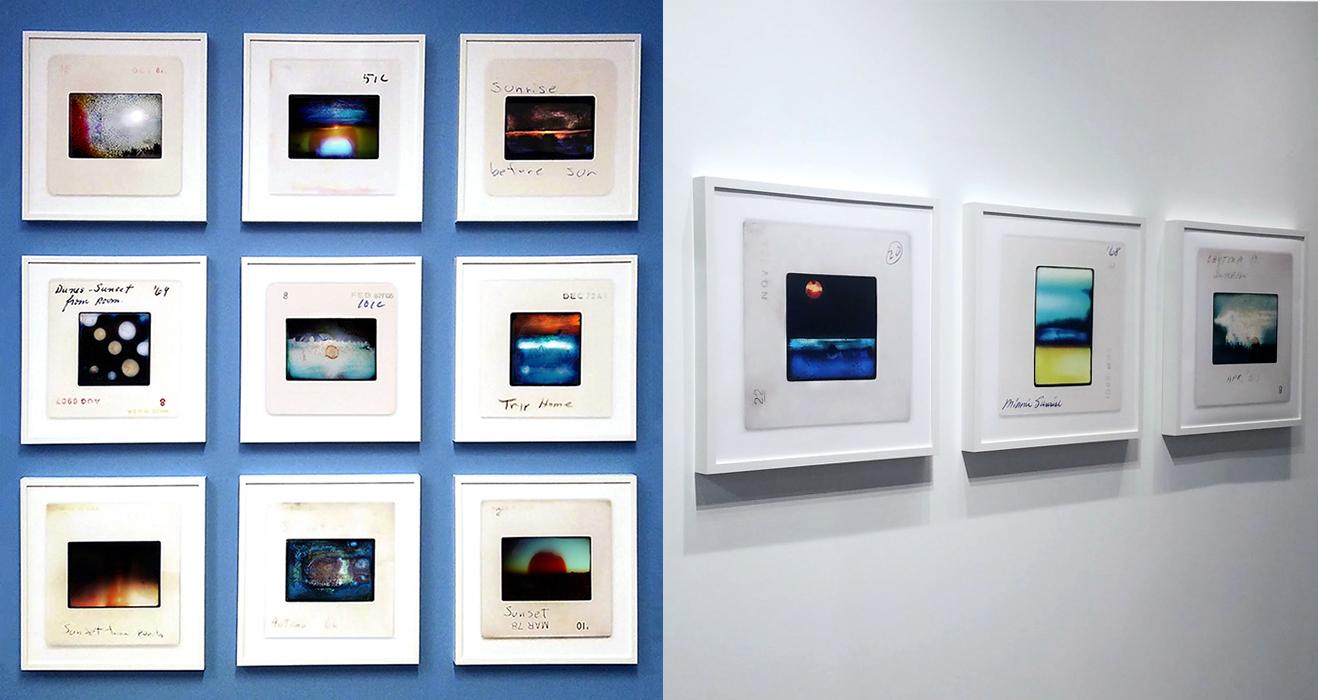 Burn and Fade , installation view, Pompano Beach Culture Center, FL, 2019