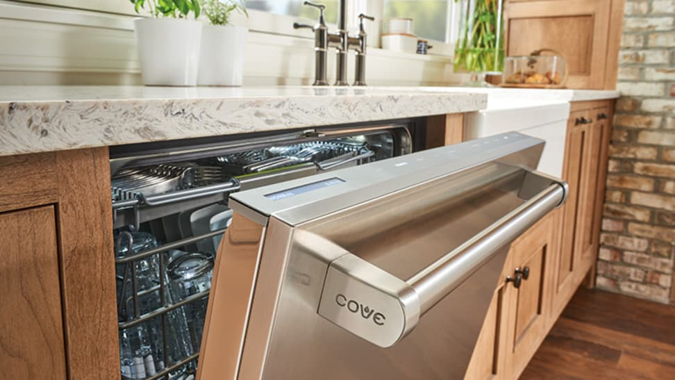 Cove - With Cove dishwashing, every occasion can begin brilliantly with always spotlessly clean and dry dishes.