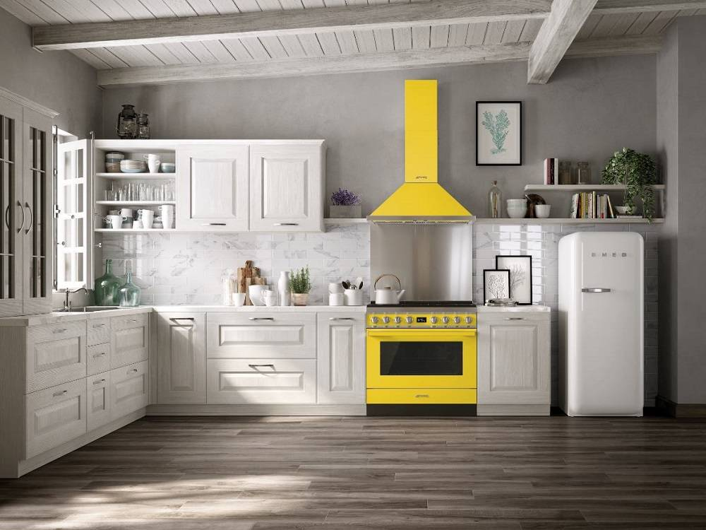 SMEG - Inspired by the ranges used by the world's greatest chefs, Smeg offers genuine design icons where style and elegance go hand in hand with high performance, user-friendliness and minimal consumption.