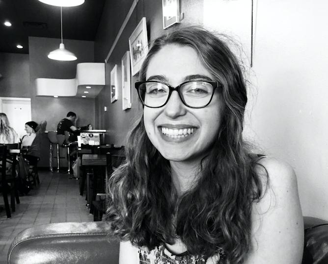 Meet Savannah, OLC Volunteer -