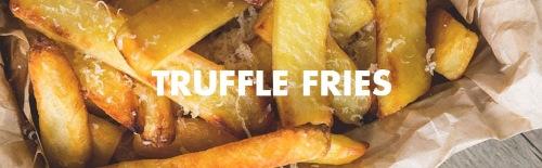 Truffle Fries Banner