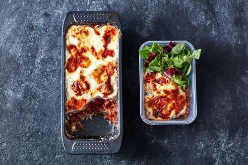 high protein low carb meals lasagne