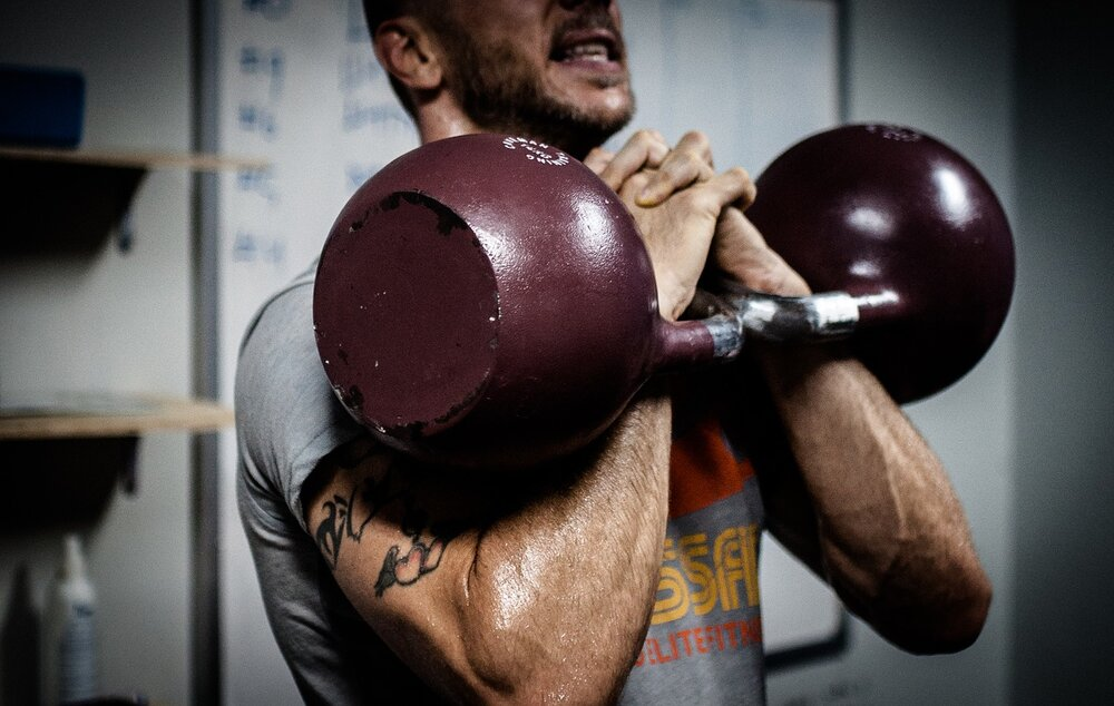Modern kettlebell training has been reintroduced to the western world largely through the work of  Pavel Tsatsouline (Source) . We've learned a lot from his  absolute legend  and you should too.  Images by tacofleur