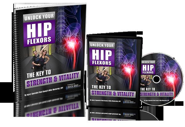 hip flexor unlock dvd