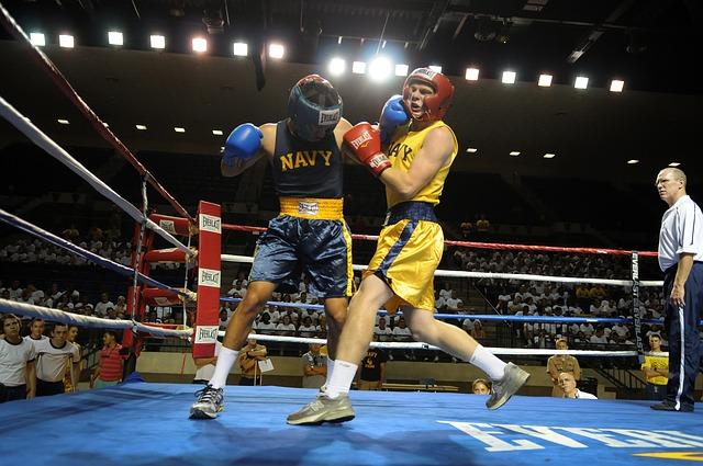 navy boxing