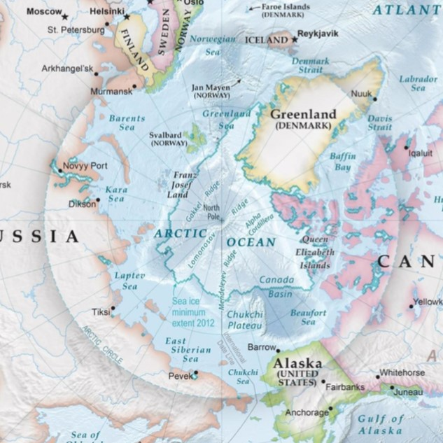 Arctic - James & Casey Dean - Arctic SiberiaSteve Nissley - GreenlandChristopher & Carole Shull - GreenlandJames & Cheryl Wright - Greenland