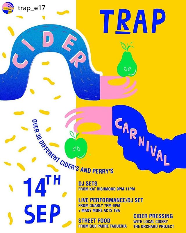 Catch me doing a DJ/Live performance set at @trap_e17 this Saturday in Walthamstow 💃🏾💃🏾💃🏾 • • • #Trap #Walthamstow #TheRealAlCompany #TrapE17 #CiderCarnival #FingerDrumming #FingerDrummer #NativeInstruments #MaschineMK3 #Maschine #Traktor #DrumAndBass #Jungle #MusicProducer #DJSet #BeatMaker #LiveMusic #WalthamstowVillage #LondonMusic