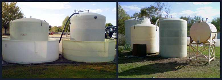 Poly Tanks
