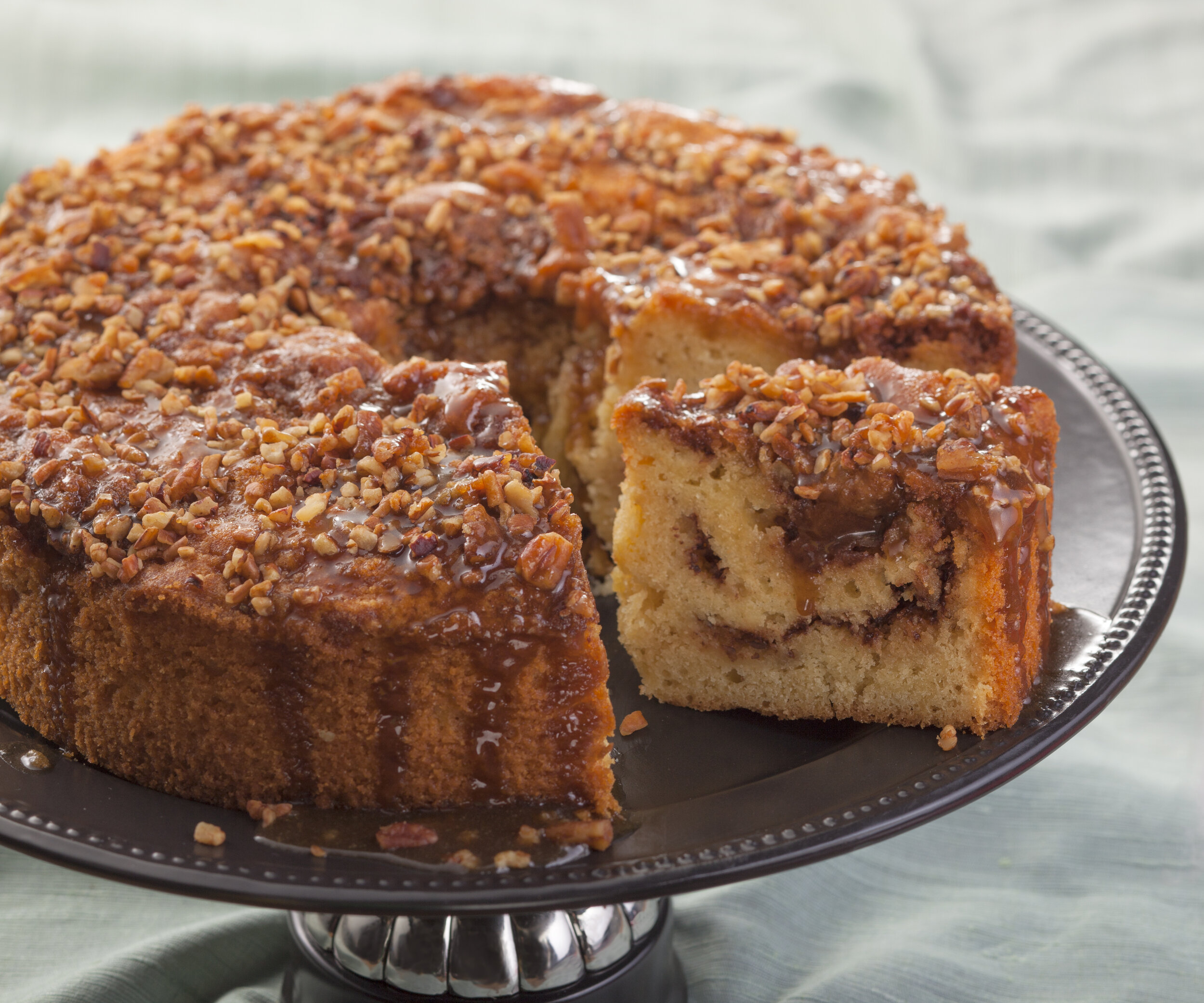 The Most Delicious Old-Fashioned Coffee Cake Recipe