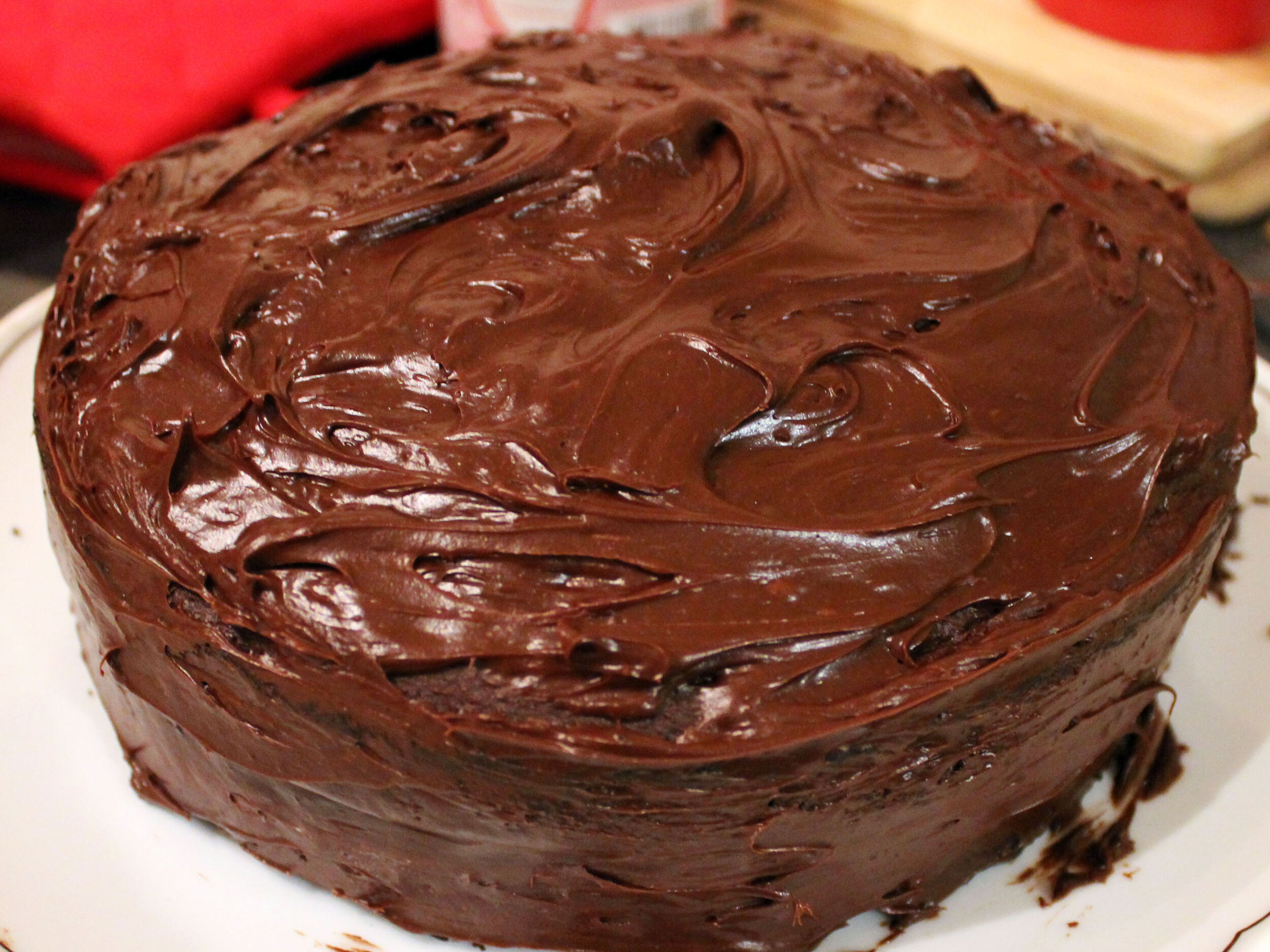 Make No Mistake: This Chocolate Mistake Cake Is Awesome