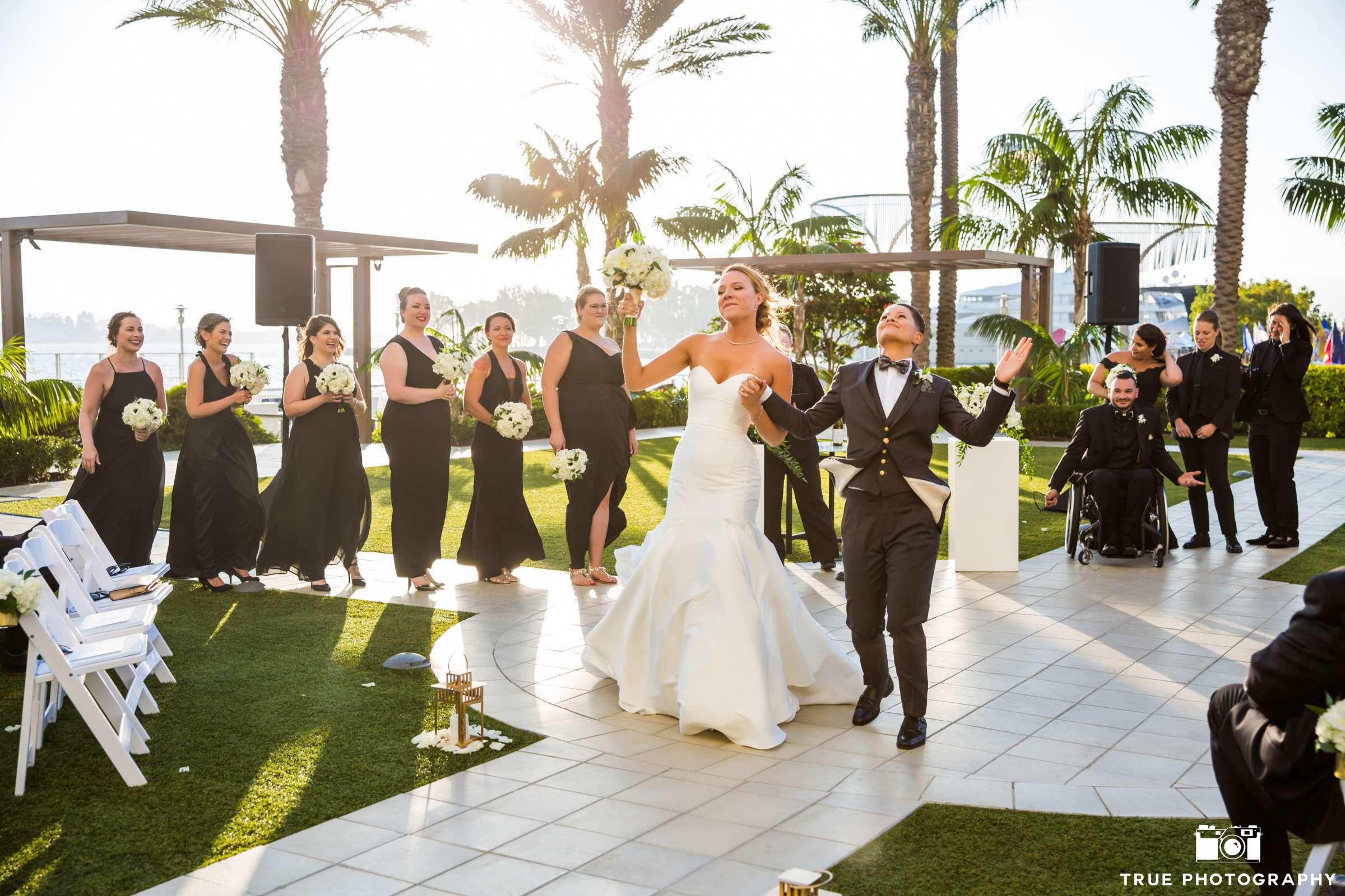 Image by   True Photography  , Tamara + Isabella, Hilton Bayfront, San Diego