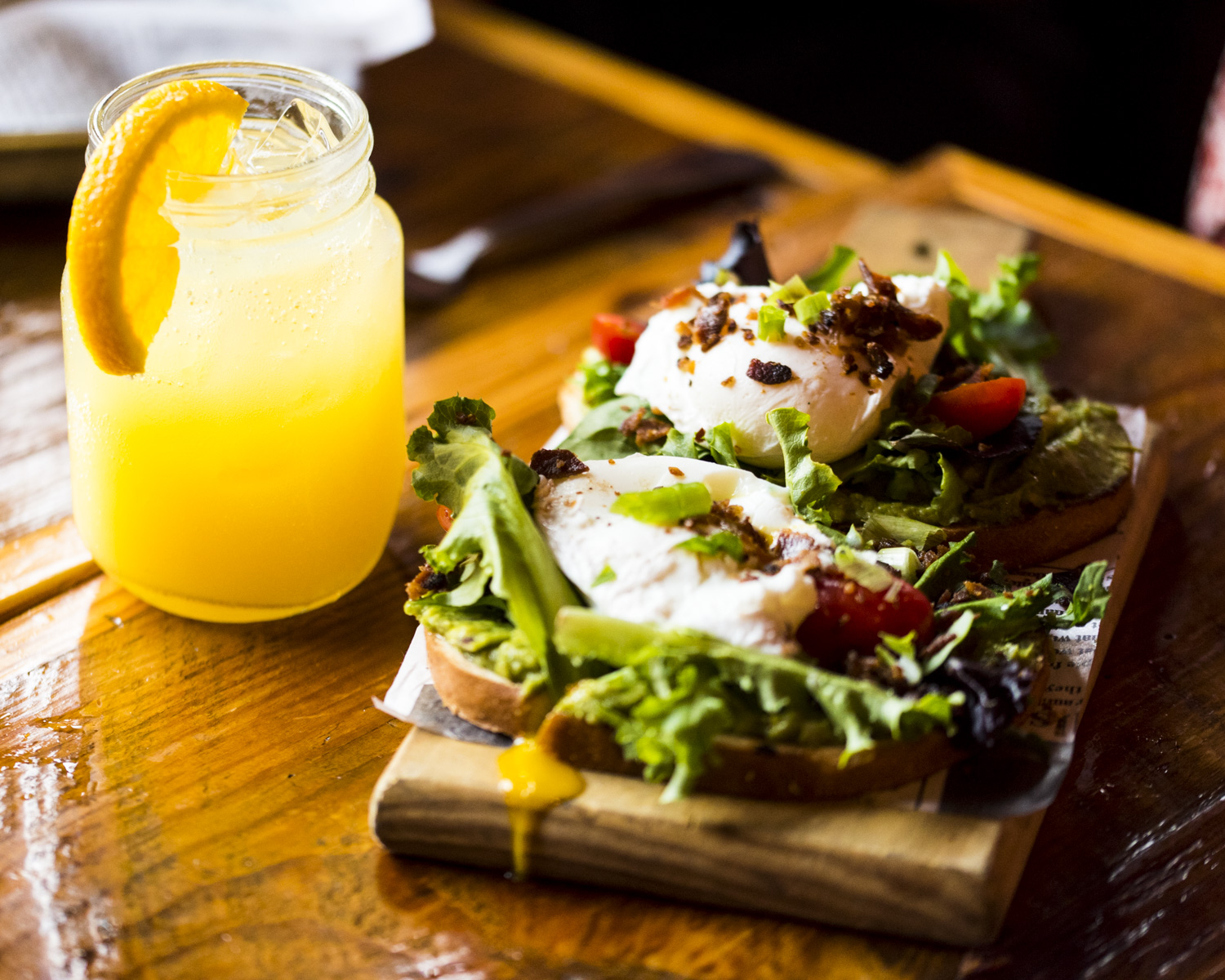 Weekend Brunch - Join us for a boozy brunch Saturday & Sundays!