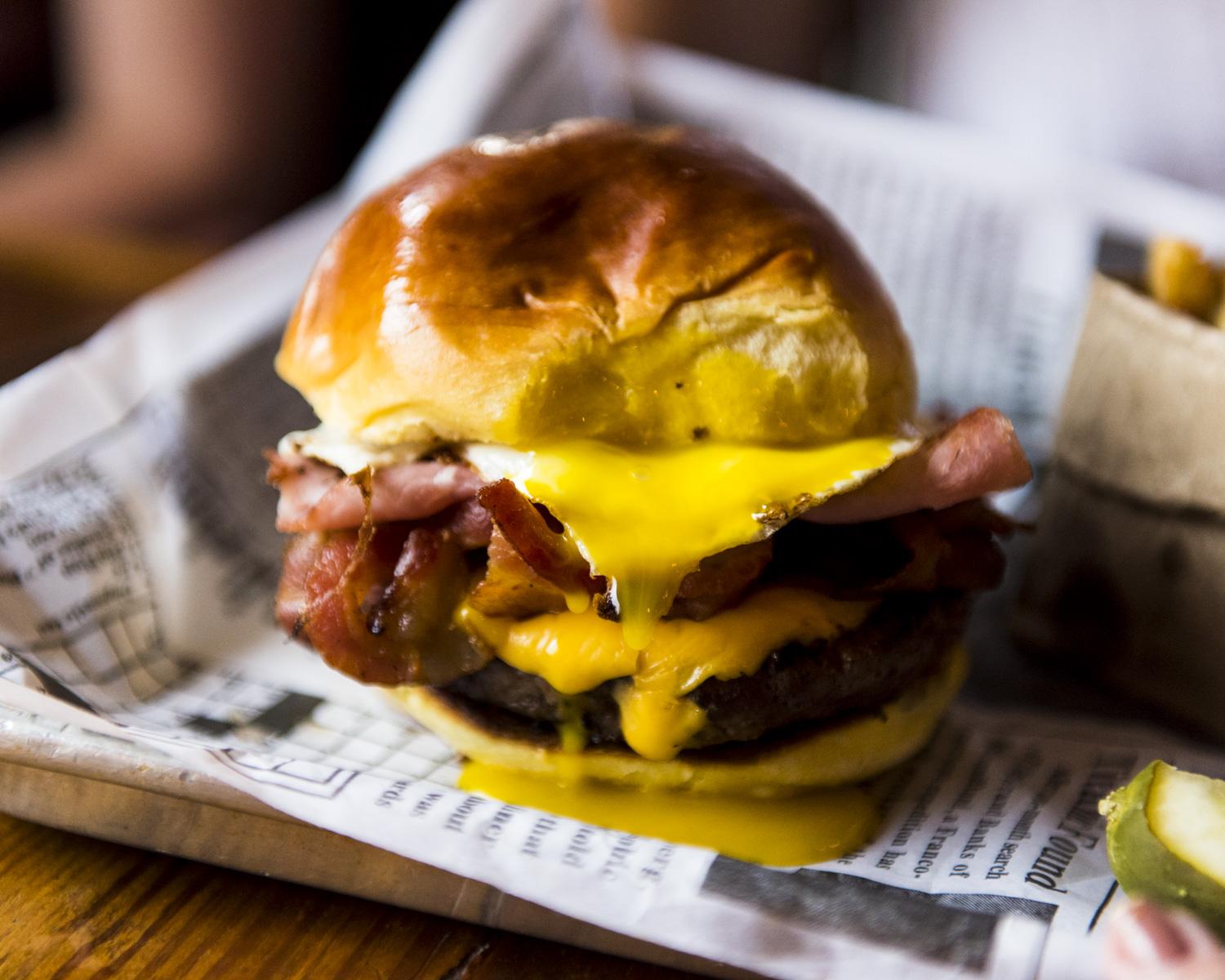 Bull Burger