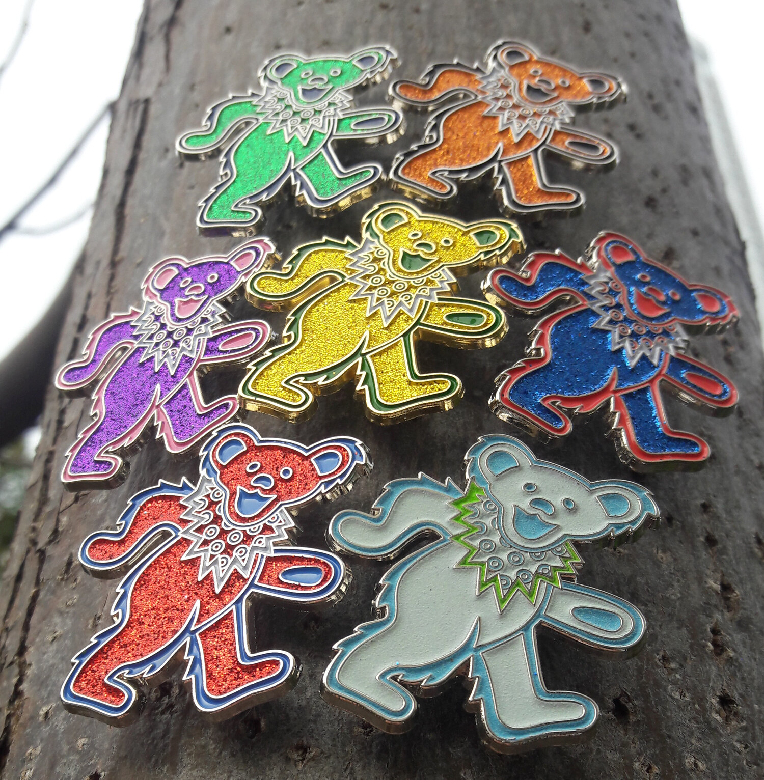 Phancy Bear PHiSH Sticker Grateful Dead Sticker FREE SHIPPING!!!