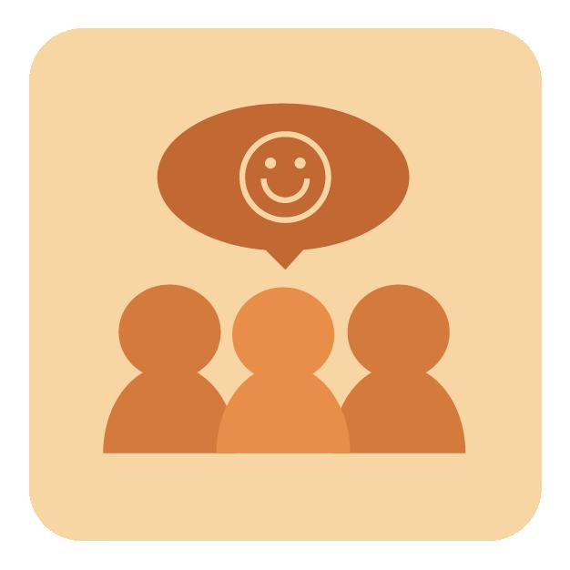 Customizable content to meet corporate culture