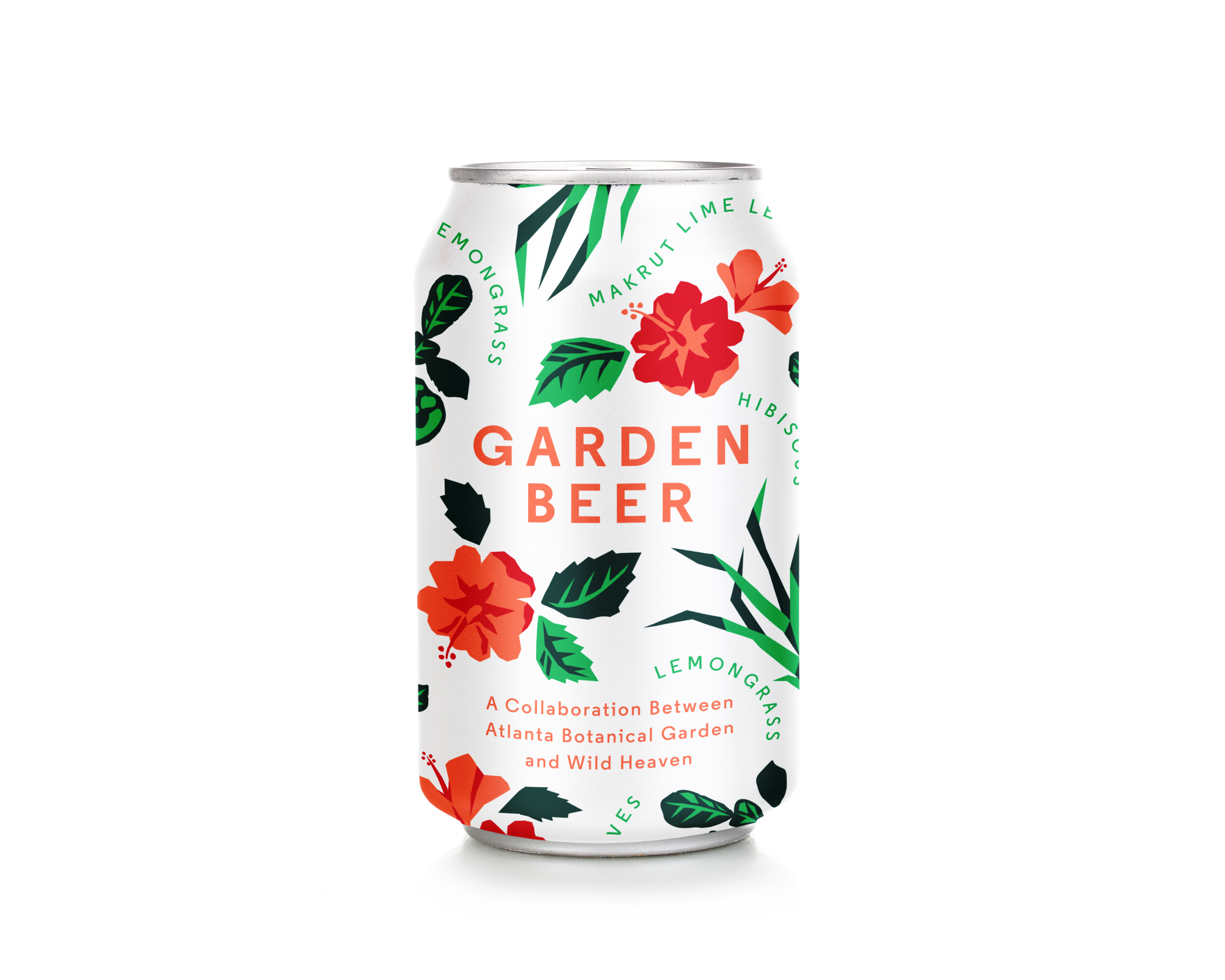 Garden Beer - Golden Ale6% ABVA floral golden ale created in collaboration with the Atlanta Botanical Garden, Garden Beer features hibiscus flowers, lemongrass and Makrut lime leaves. Built to showcase the flavors of the season, new editions will release 2-3 times per year. More seasons to come.