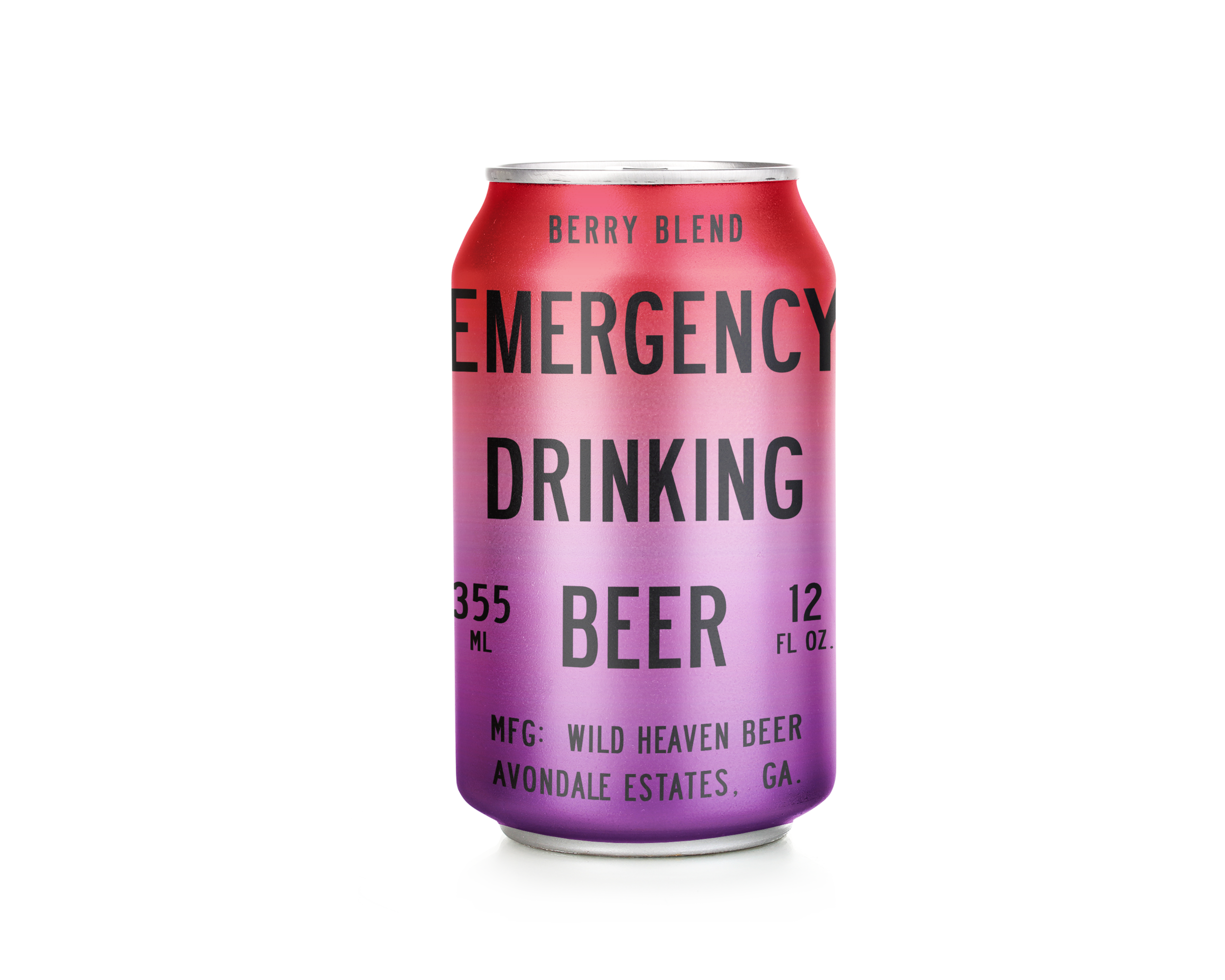 Emergency Drinking Beer Berry Blend - 4% ABVFruit BeerAs Fall rolls in, EDB adds a touch of color with a blend of berry purees. Raspberry, boysenberry, blueberry and cranberry come together to create a complex yet light berry flavor unlike anything we've ever tasted. Available September through November.