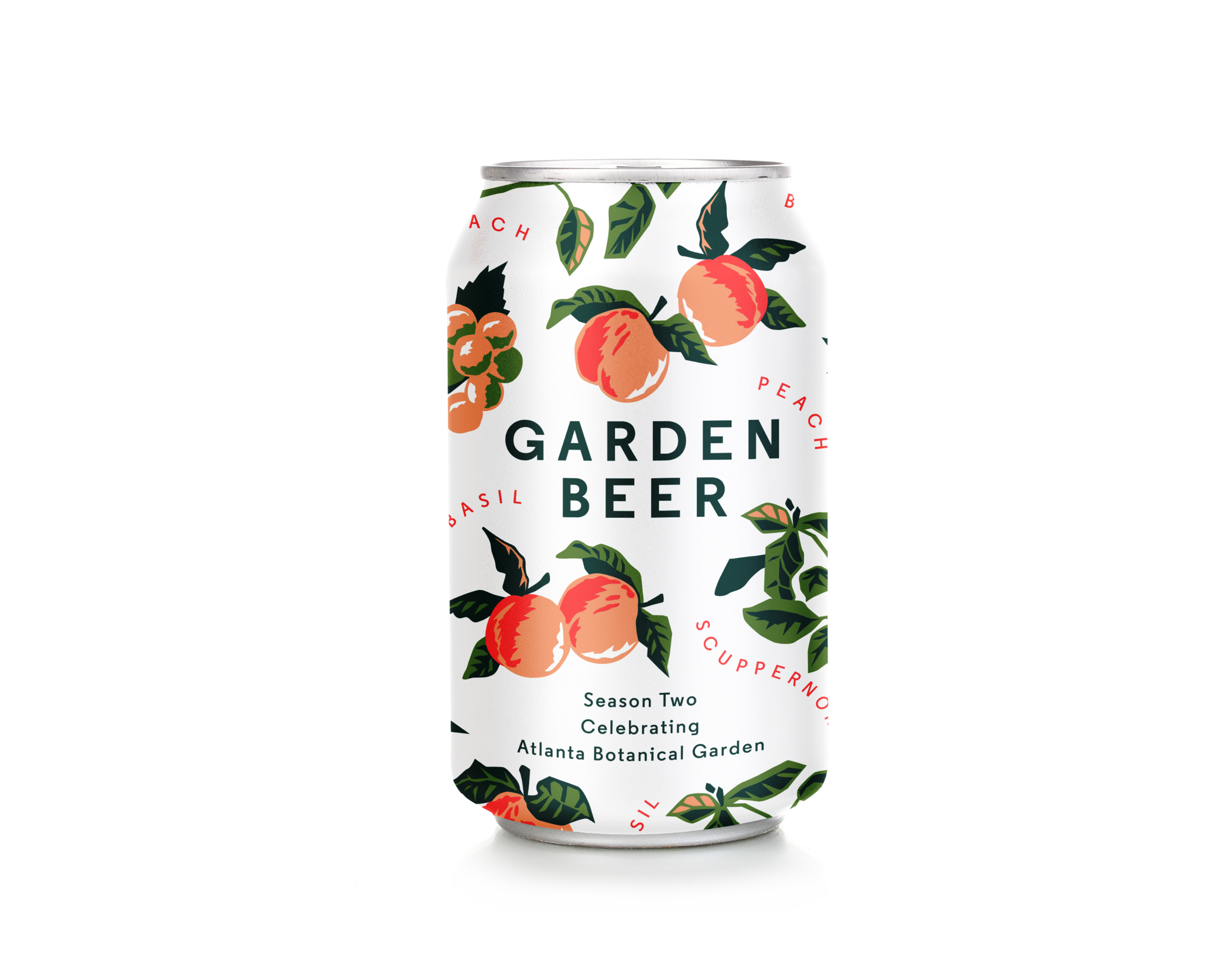 Garden Beer - Golden Ale6% ABVOur second collaboration with the Atlanta Botanical Garden features peaches, scuppernongs and basil. This delicious and lively beer drinks like a classic fall beer.