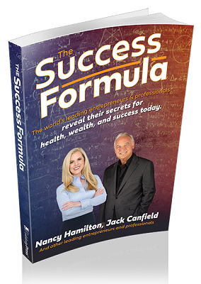 """Bestseller book with co-author Jack Canfield, """"The Success Formula"""""""