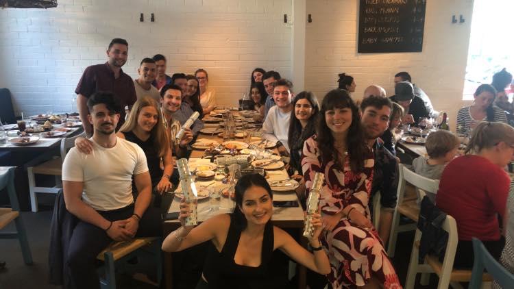 Committee XMAS Dinner