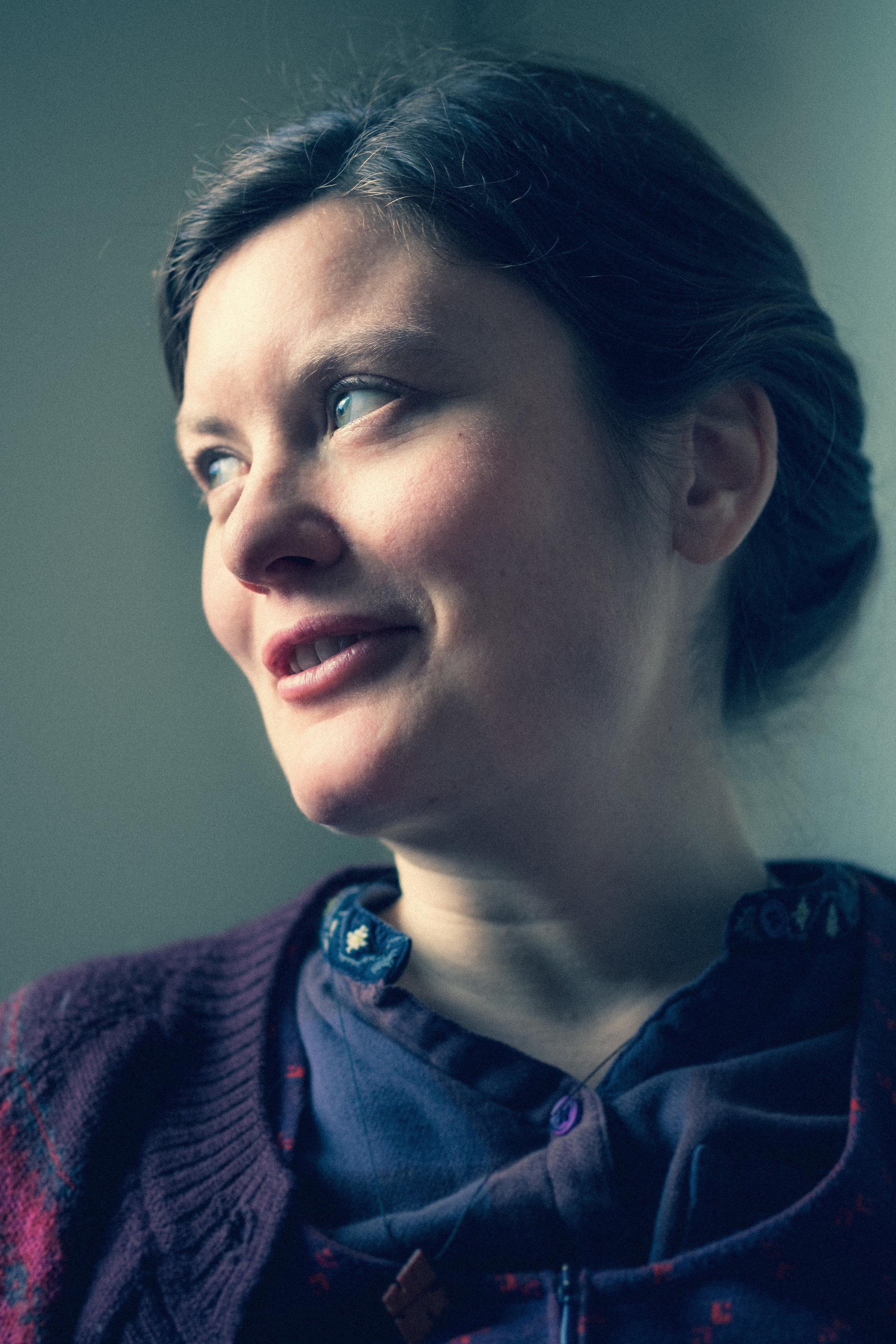 Alva Dahl, author and literary translator