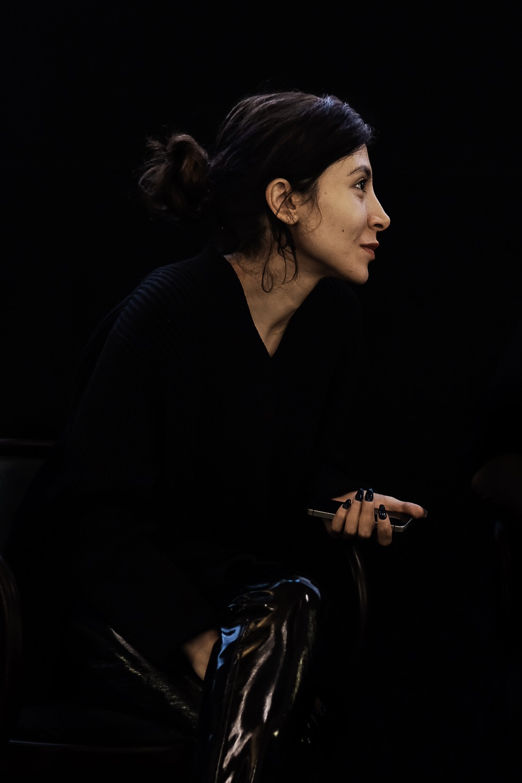 Sara Abdollahi, writer