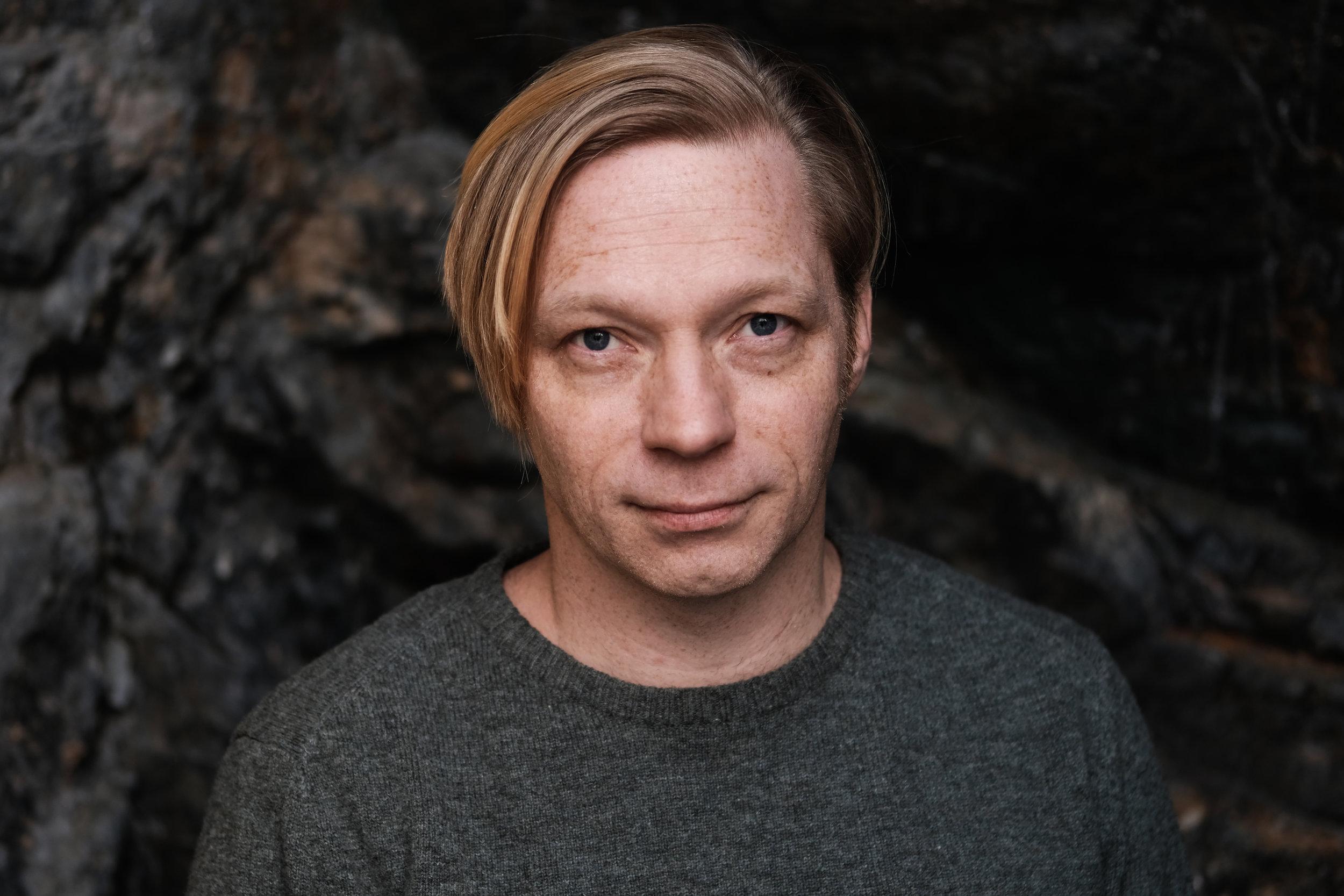 Daniel Gustafsson, author and literary translator