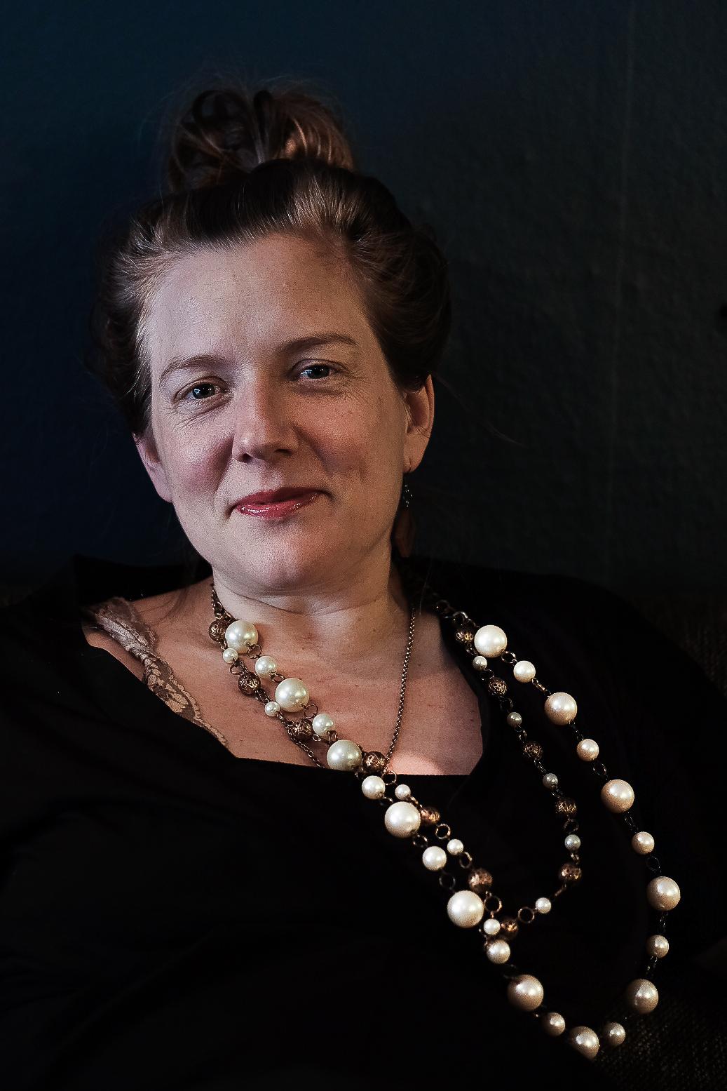 Tove Folkesson, author